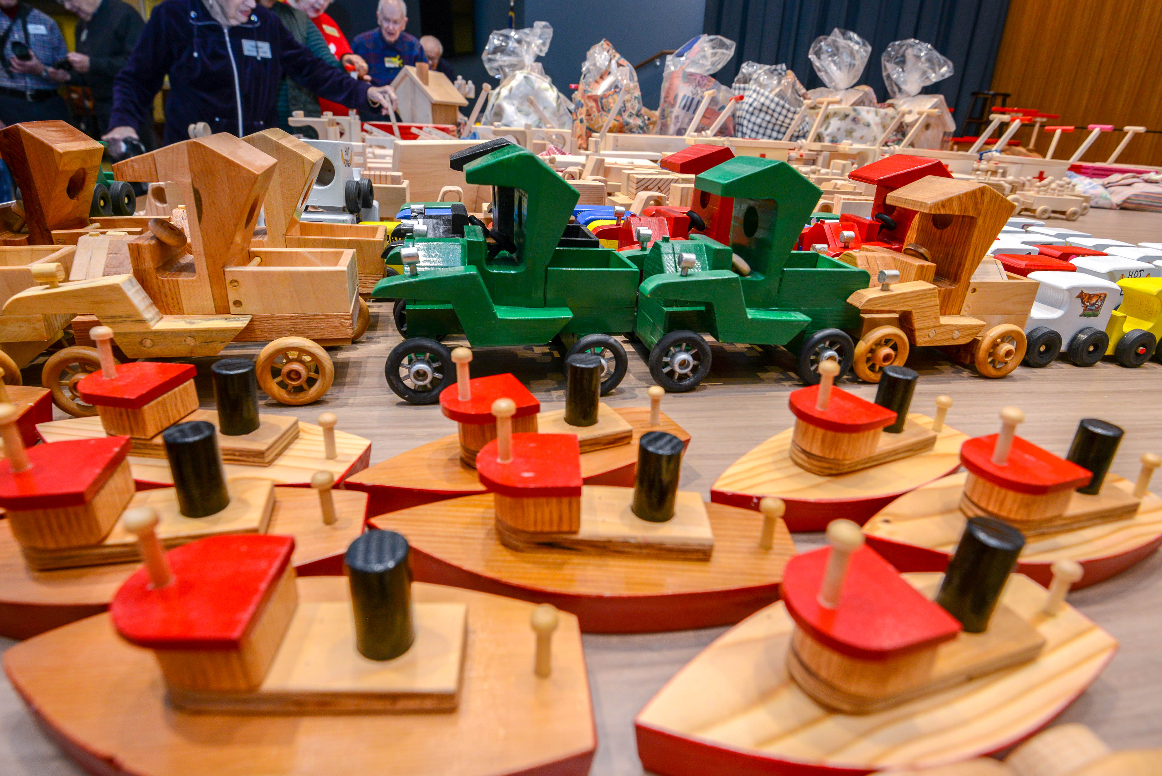 granting a child's wish – one wooden toy at a time - emerald