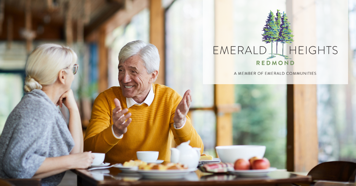 With A Fresh Look Ahead,</br>It's Time To Rediscover Emerald Heights