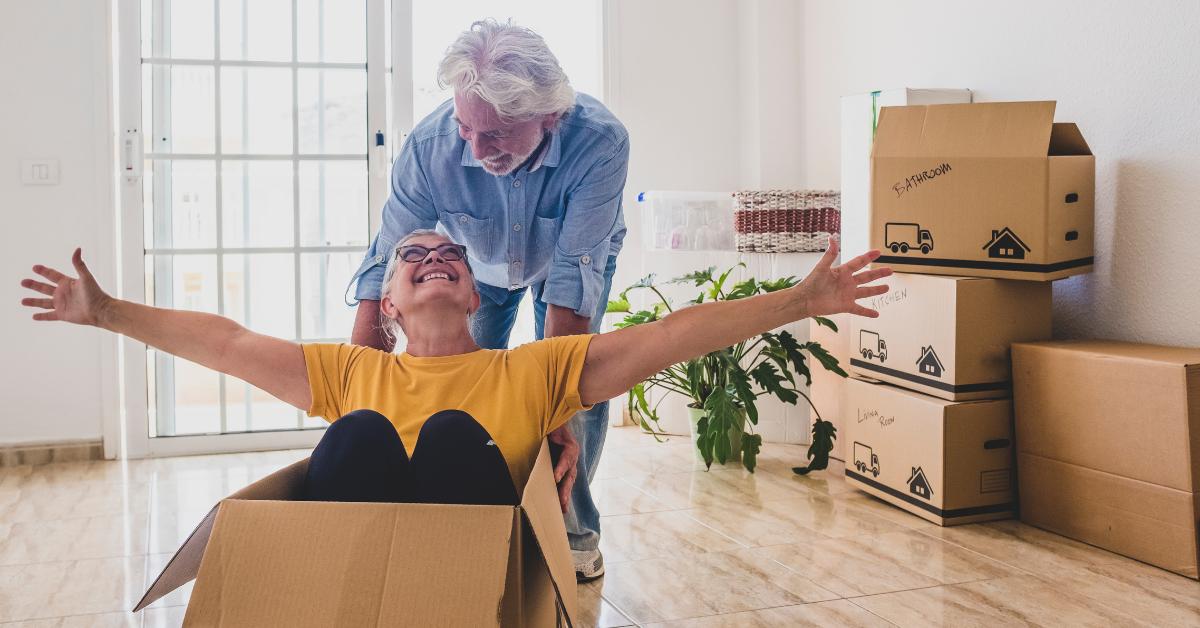 Make Moving Easier: Recommendations For Seniors