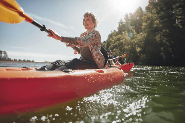 Outdoor Recreation In Redmond Washington