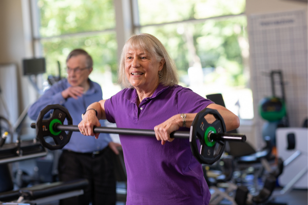 healthy aging month activities for seniors